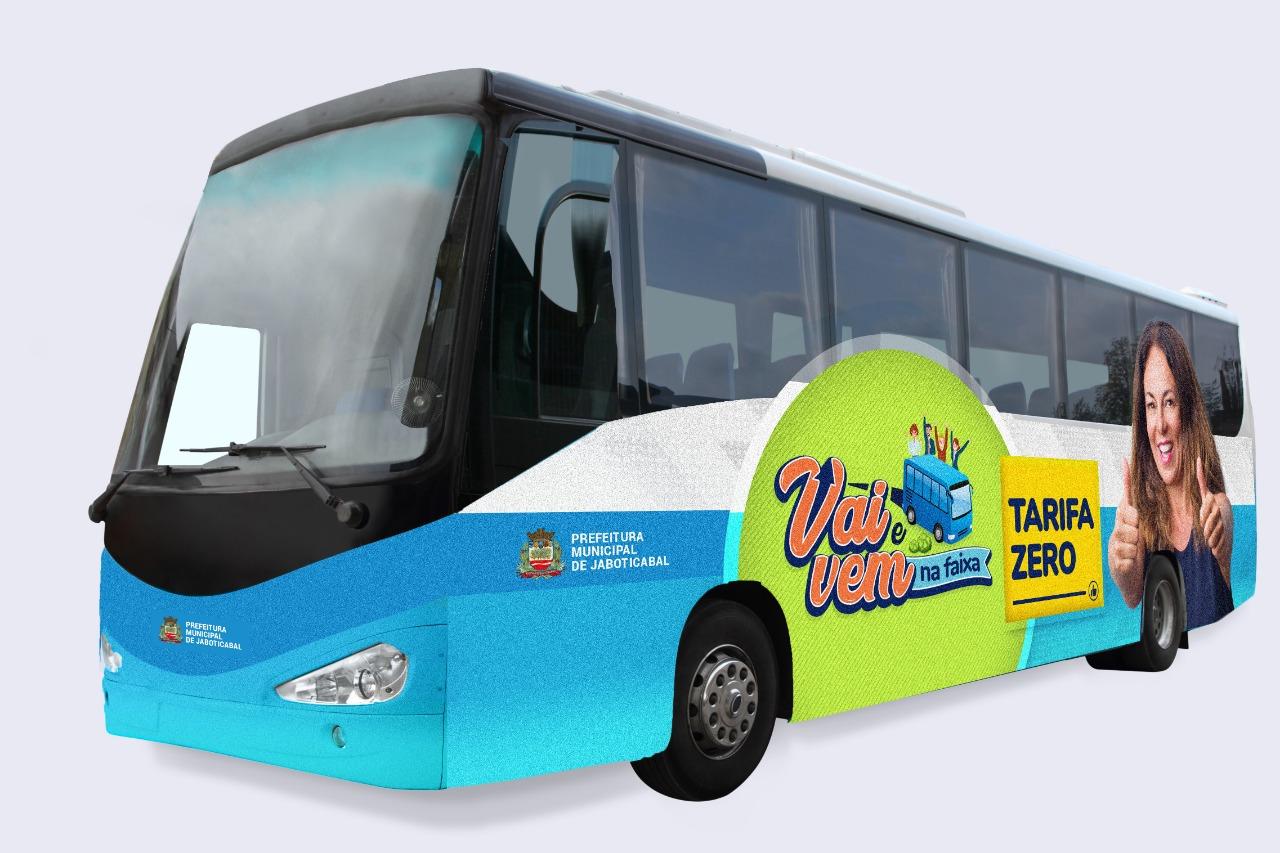 Jaboticabal terá ônibus coletivo de graça - Com a Palavra